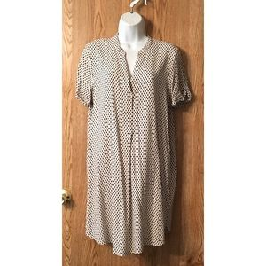 H&M Dotted Dress Soft and Comfy Fabric